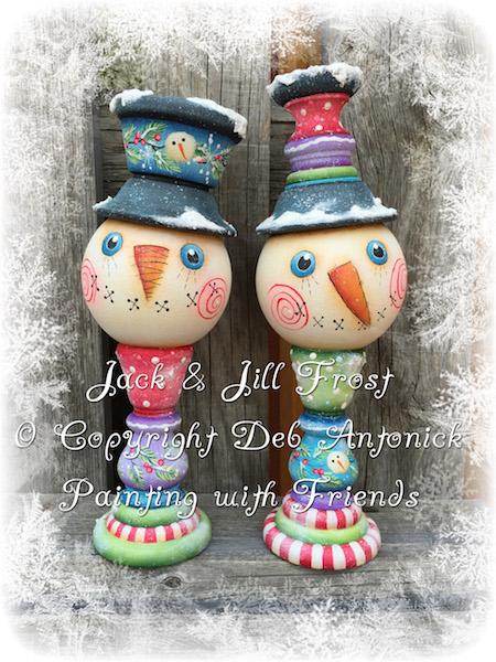 Jack & Jill Frost - E-Packet - Deb Antonick