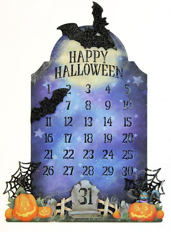 Halloween Countdown - E-Packet - Patricia Rawlinson