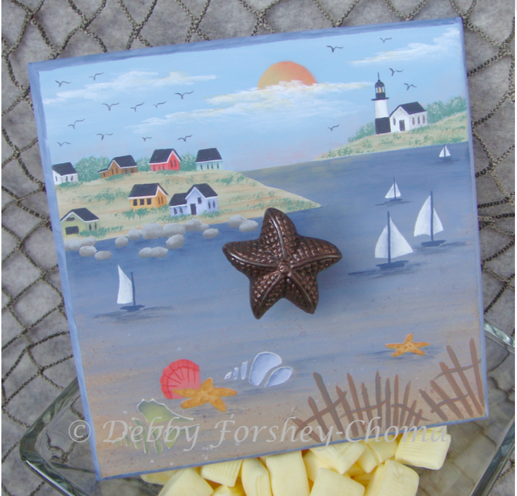 A Breezy Summer Day - E-Packet - Debby Forshey-Choma