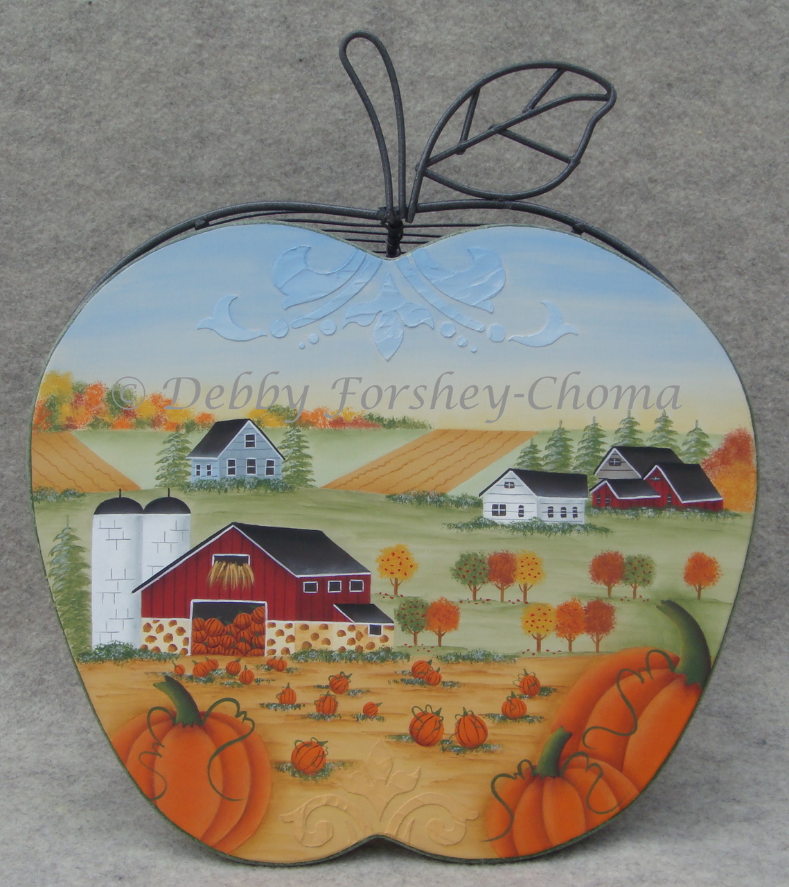 Harvest Time - E-Packet - Debby Forshey-Choma