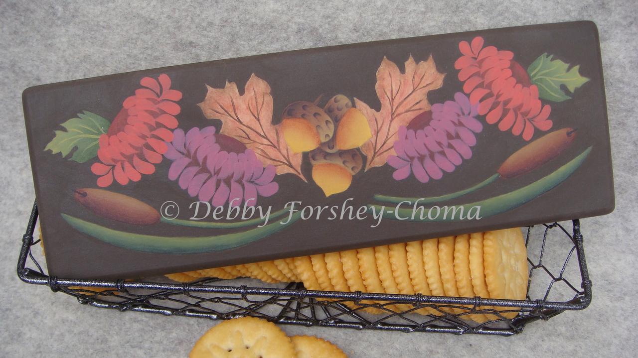 Autumn Arrangement - E-Packet - Debby Forshey-Choma