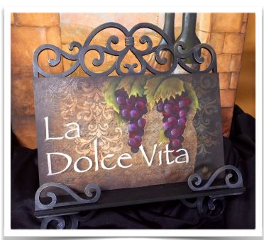 La Dolce Vita - E-Packet- Tracy Moreau