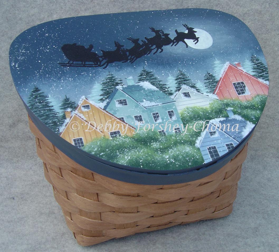 Here Comes Santa - E-Packet - Debby Forshey-Choma