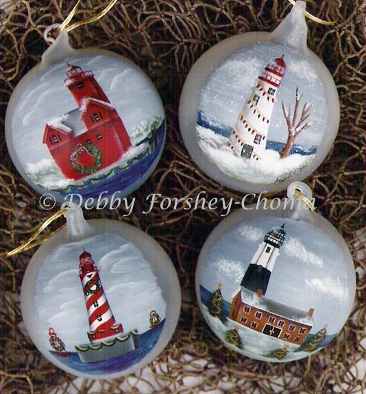 Lights of Christmas - E-Packet - Debby Forshey-Choma