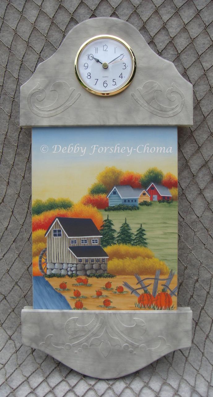 Scenic Autumn - E-Packet - Debby Forshey-Choma