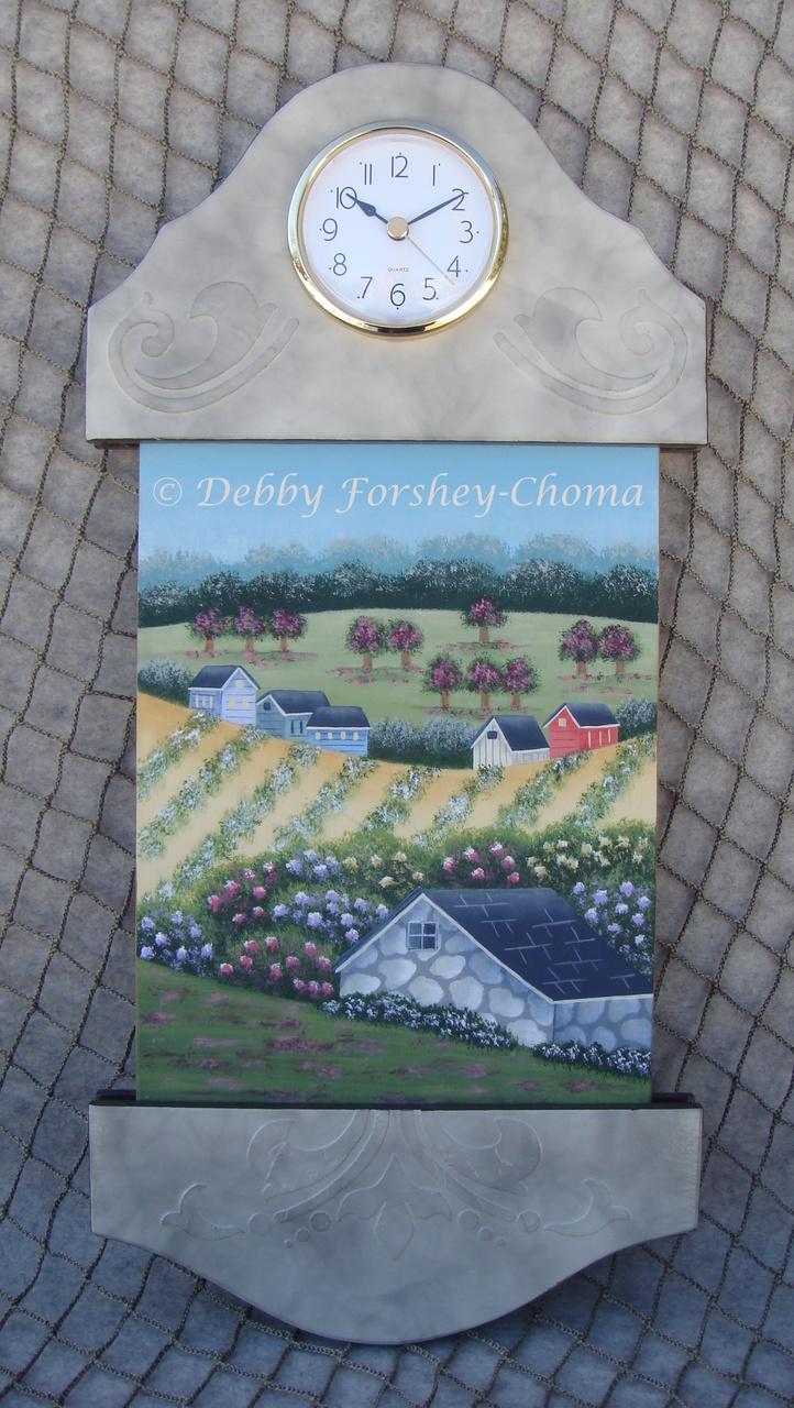 Scenic Spring - E-Packet - Debby Forshey-Choma