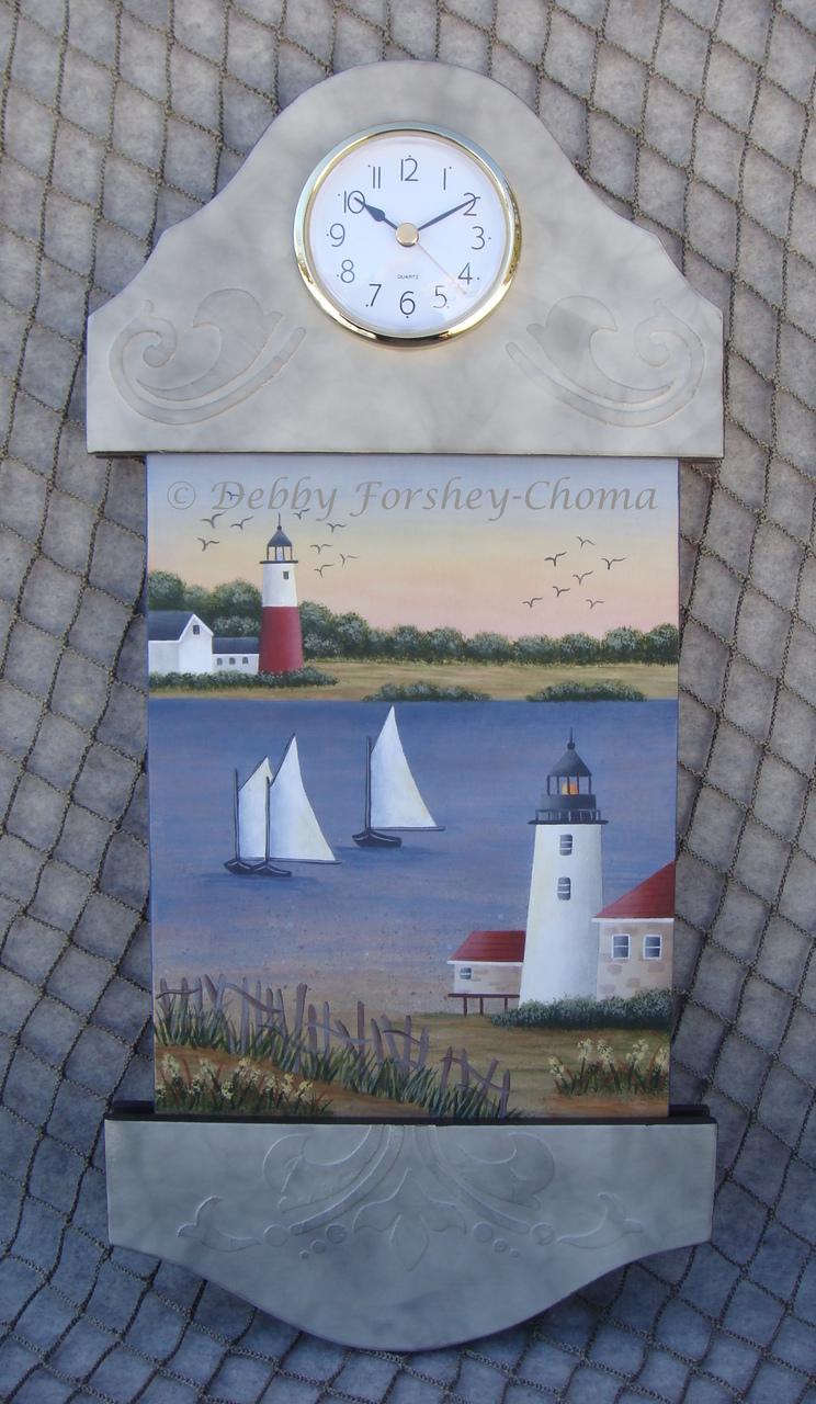 Scenic Summer - E-Packet - Debby Forshey-Choma
