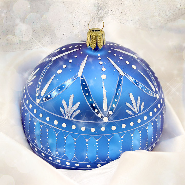 Winter Lace Ornament - E-Packet - Patricia Rawlinson