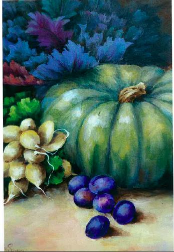 Autumn Produce - E-Packet - Patty Stouffer