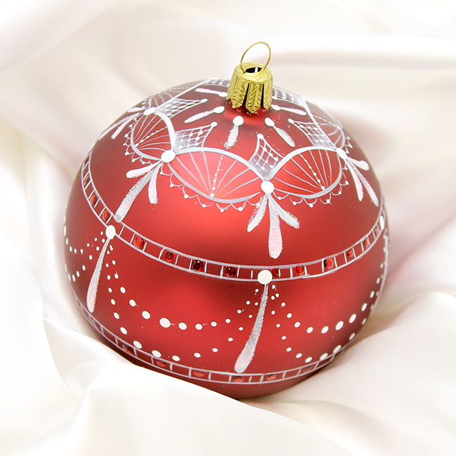Lovely Lace Ornament Pattern Packet - Patricia Rawlinson
