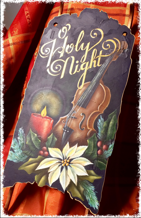 Oh Holy Night - E-Packet - Tracy Moreau