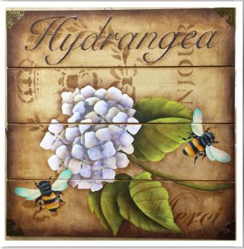Hydrangea E-packet - Tracy Moreau