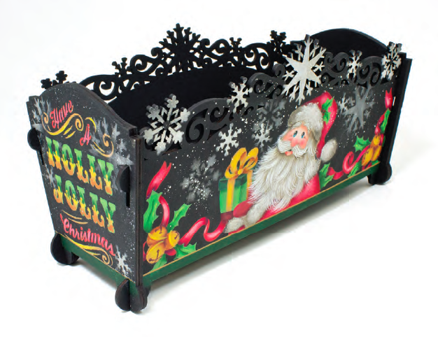 Holly Jolly Christmas E-packet - Patricia Rawlinson