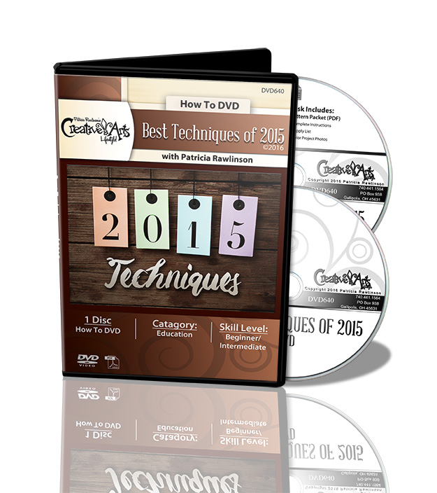 Best Techniques of 2015 DVD