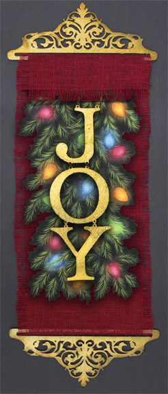 Christmas Joy Pattern Packet - Patricia Rawlinson