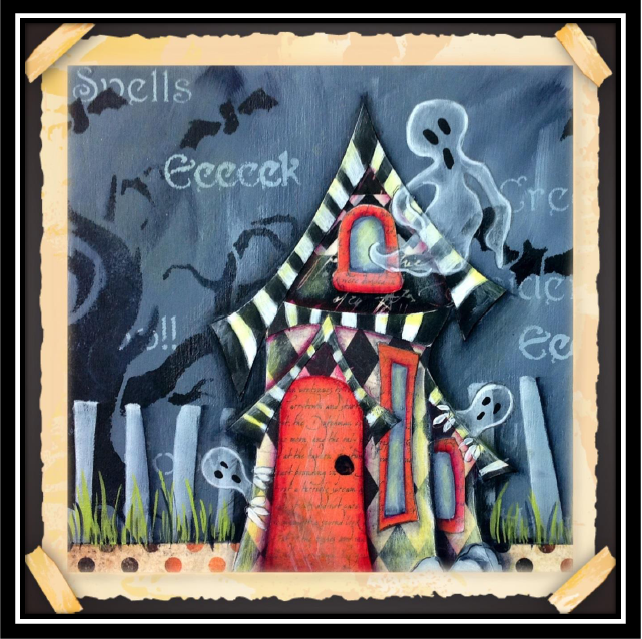 Enchanted Home Scary Celebration of Family - E-Packet - Christy Hartman