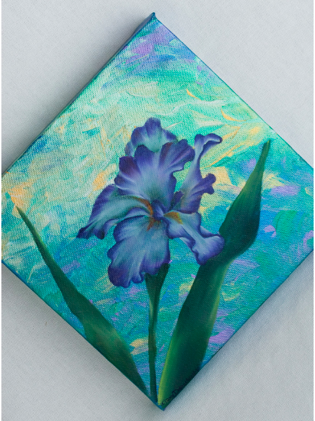 Impressions of Iris - E-Packet - Debra Welty