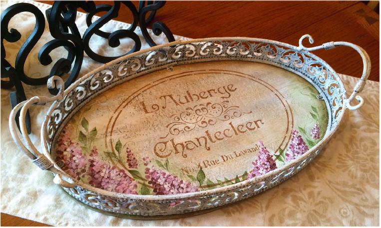 L'Auberge Lilac - E-Packet - Tracy Moreau