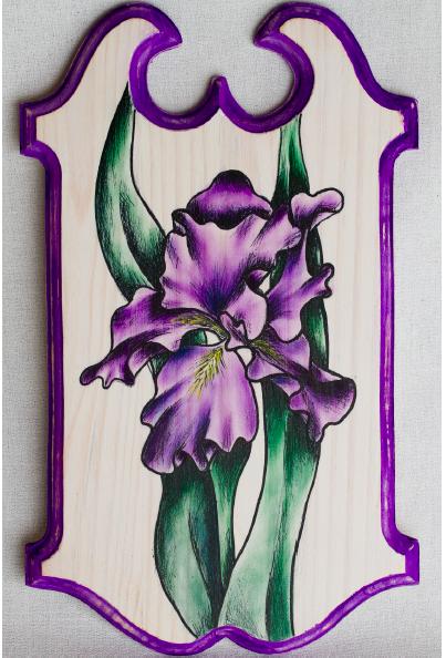 Iris - E-Packet - Debra Welty
