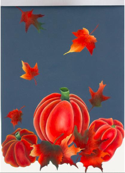 Autumn Banner - E-Packet - Debra Welty