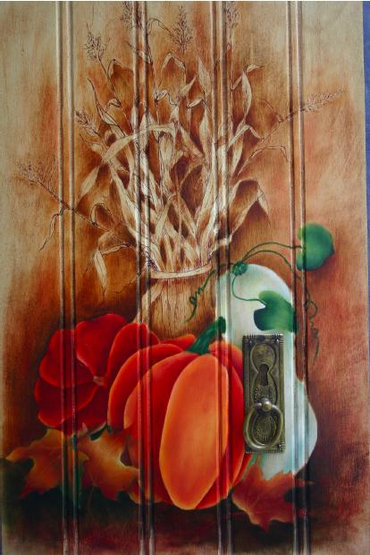Autumn Display - E-Packet - Debra Welty