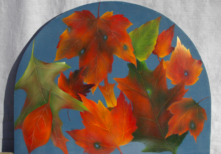 Fall Leaves - E-Packet - Debra Welty