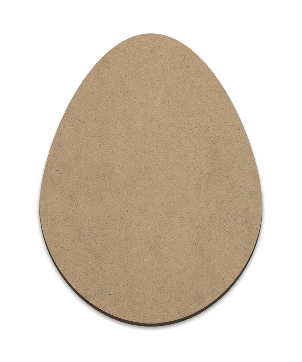 Egg Plaque - Medium