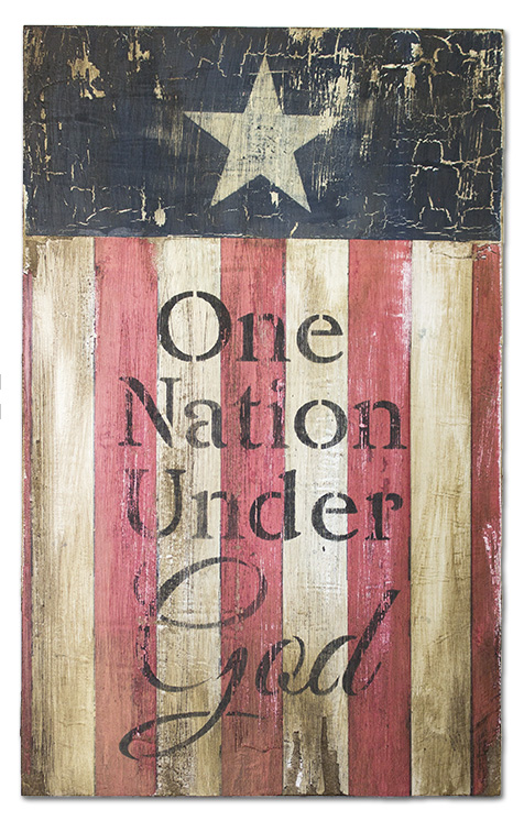 One Nation Under God Pattern Packet - Patricia Rawlinson