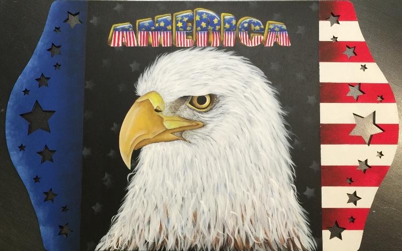 America - E-Packet - Lonna Lamb