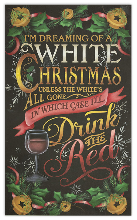 Dreaming of a White Christmas - Pattern Packet by Patricia Rawlinson