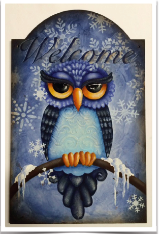 Wintery Welcome - E-Packet - Tracy Moreau