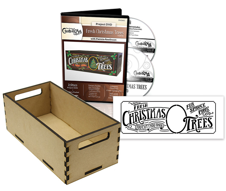 Fresh Christmas Trees DVD Deluxe Set