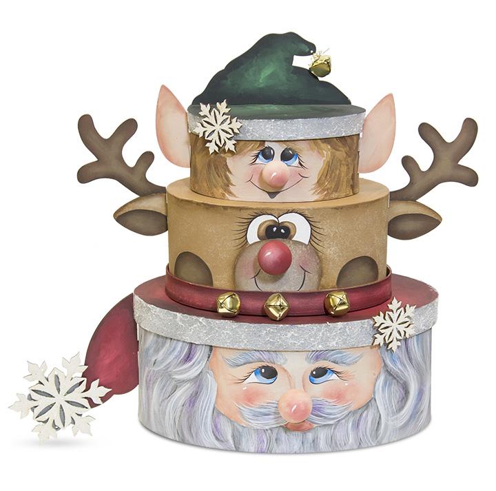 Merry Christmas Crew Box - E-Packet - Patricia Rawlinson