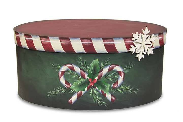 Candy Christmas Box - E-Packet - Patricia Rawlinson