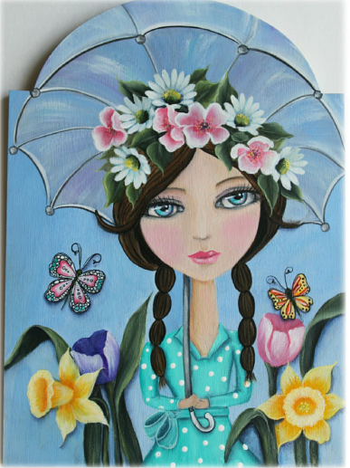 Spring Has Sprung! - E-Packet - Sandy McTier