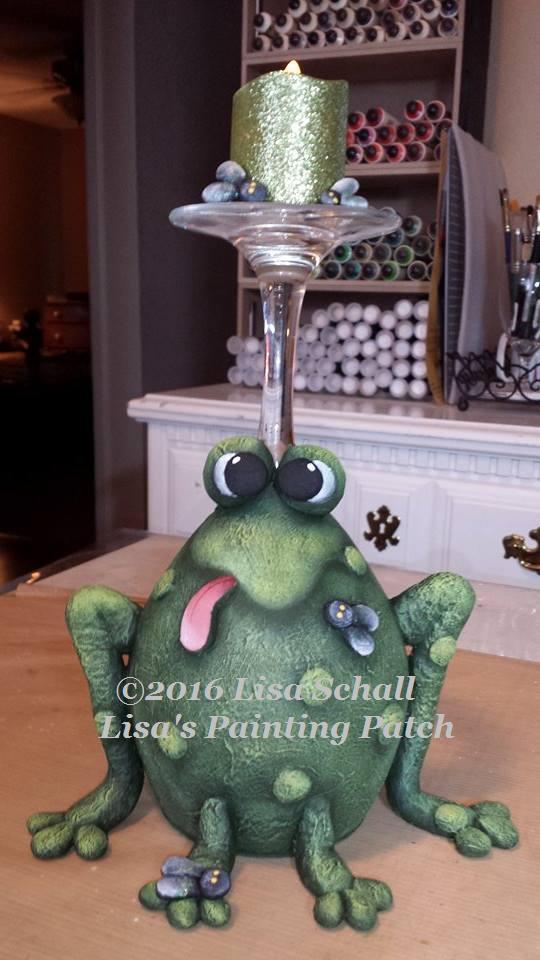 Ferguson Frog - E-Packet - Lisa Schall