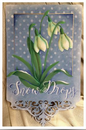 Snow Drops - E-Packet - Tracy Moreau