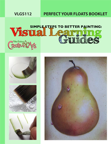 Dry Brush Techniques Booklet - E-Visual Learning Guide