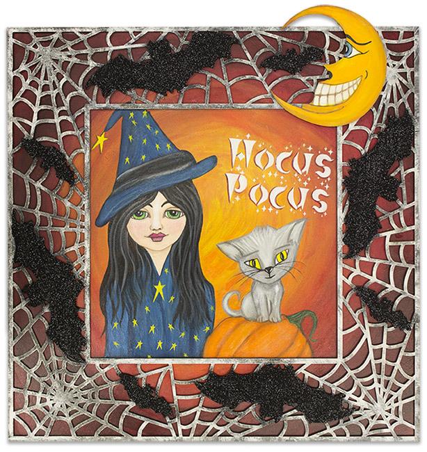 A Little Hocus Pocus - E-Packet - Maria Hampton