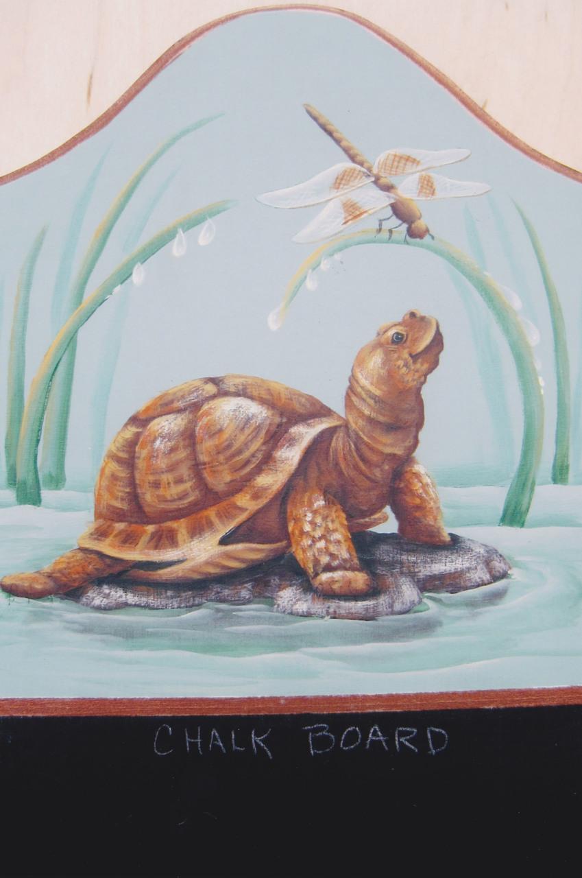 Turtle & Dragonfly - E-Packet - Karen Hubbard