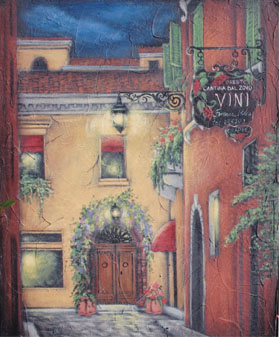 Evening In Italy - E-Packet - Holly Hanley