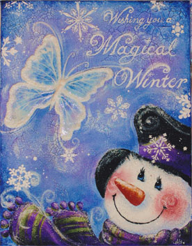 Magical Winter - E-Packet - Holly Hanley