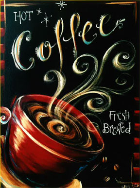 Coffee - E-Packet - Holly Hanley