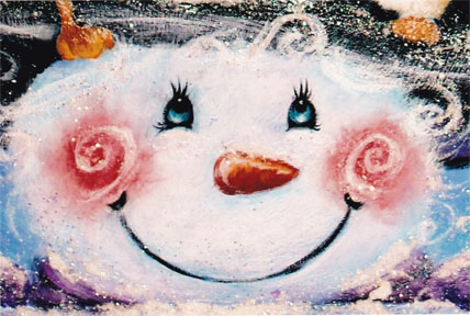Welcome Winter Friends - E-Packet - Holly Hanley