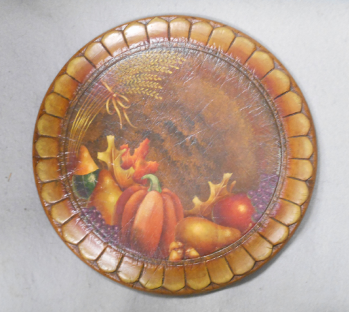 Fruits of the Spirit Harvest Cutting Board - E-Packet - Barbara Franzreb-Bunsey