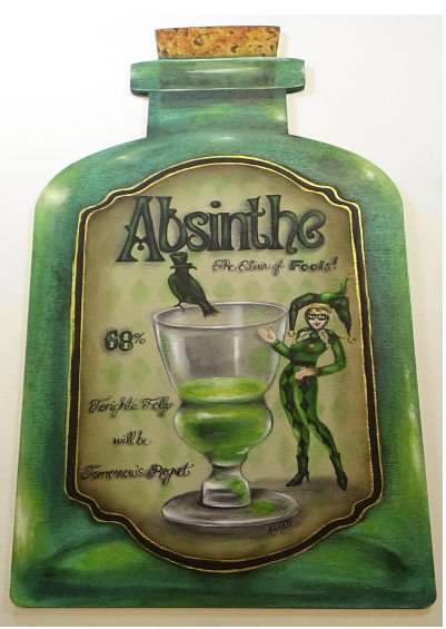 Absinthe - E-Packet - Kerry Anderson