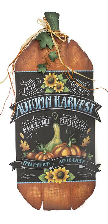 Autumn Harvest Sign - E-Packet - Patricia Rawlinson