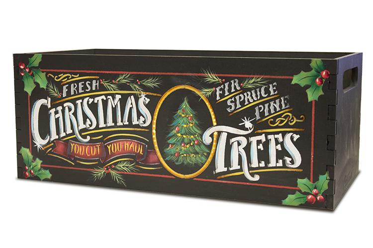 Fresh Christmas Trees - E-Packet - Patricia Rawlinson