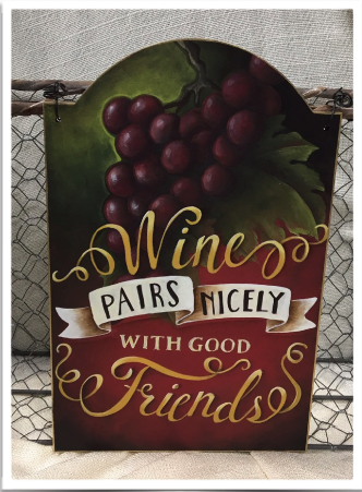 Wine and Friends - E-Packet - Tracy Moreau