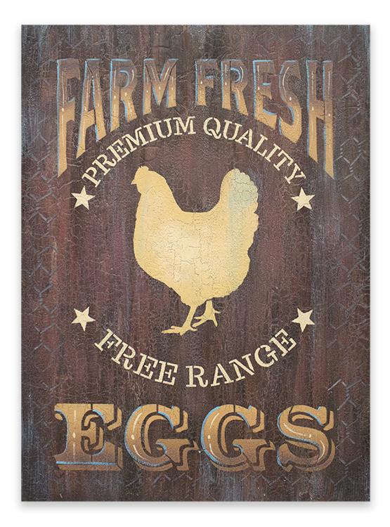 Farm Fresh Eggs - Pattern Packet - Patricia Rawlinson
